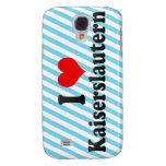 I Love Kaiserslautern, Germany Samsung Galaxy S4 Cover
