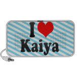 I love Kaiya Travelling Speaker