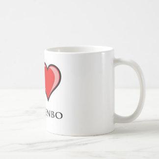 I Love Kajukenbo Mug