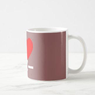 I love Kaki-pi Coffee Mug