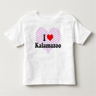 I Love Kalamazoo, United States Toddler T-shirt