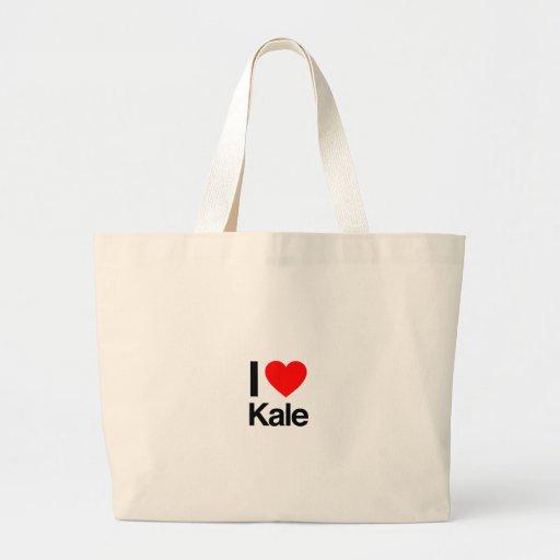 i love kale bag