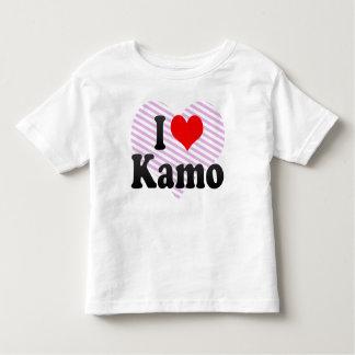I Love Kamo, Japan. Aisuru Kamo, Japan Shirt