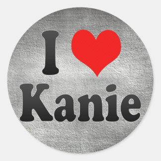 I Love Kanie, Japan. Aisuru Kanie, Japan Sticker