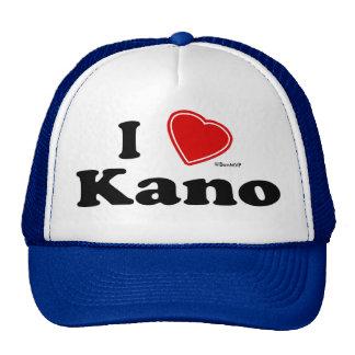 I Love Kano Trucker Hat