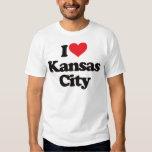I Love Kansas City Shirts
