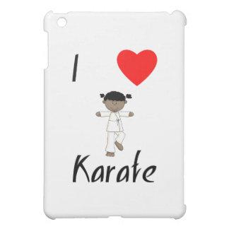 I Love Karate 2 iPad Mini Covers