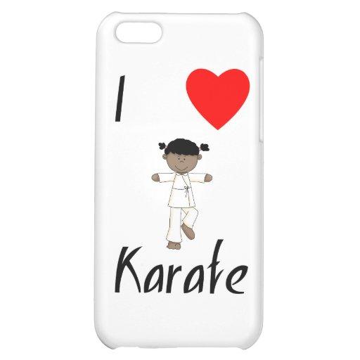 I Love Karate (2) iPhone 5C Case
