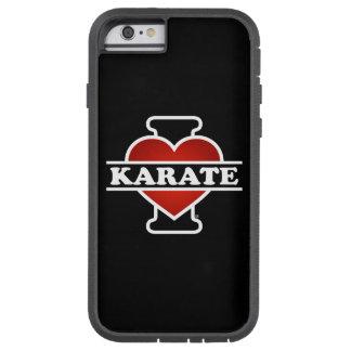 I Love Karate Tough Xtreme iPhone 6 Case
