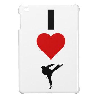 I Love Karate (Vertical) iPad Mini Cover