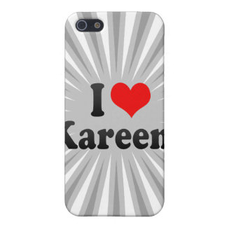 I love Kareem iPhone 5 Cover