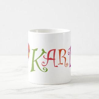 I Love Karma Mugs