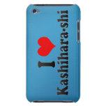 I Love Kashihara-shi, Japan Barely There iPod Cases
