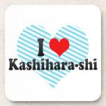 I Love Kashihara-shi, Japan Coasters