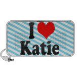 I love Katie Travelling Speakers