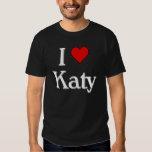 I love katy shirt