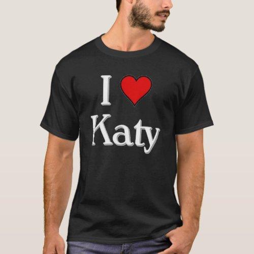 I love katy T_Shirt