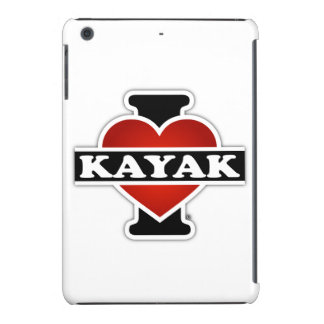 I Love Kayak iPad Mini Case