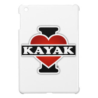 I Love Kayak Case For The iPad Mini