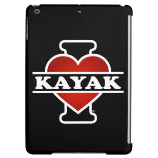 I Love Kayak iPad Air Covers
