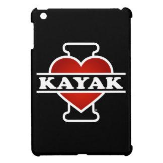 I Love Kayak iPad Mini Cases