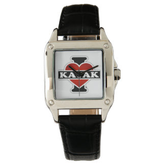 I Love Kayak Watch