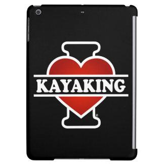 I Love Kayaking iPad Air Cover