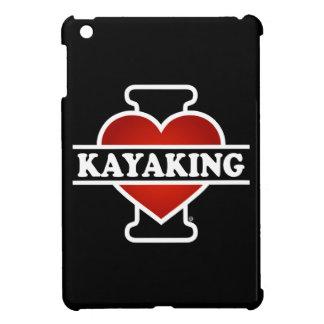 I Love Kayaking iPad Mini Cover