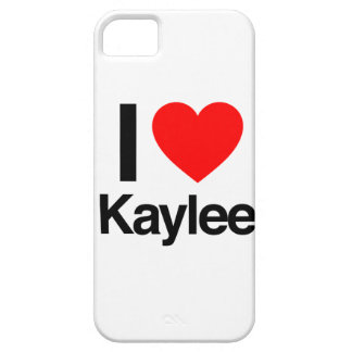 i love kaylee iPhone 5 covers