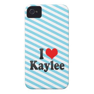 I love Kaylee iPhone 4 Case