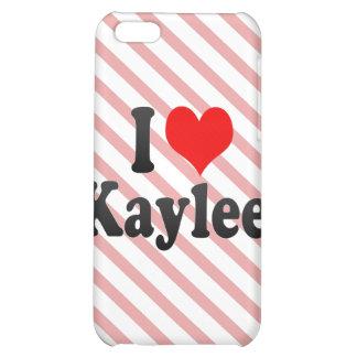I love Kaylee iPhone 5C Case