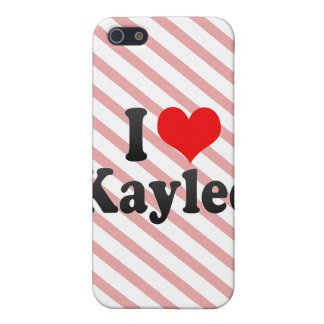 I love Kaylee Covers For iPhone 5