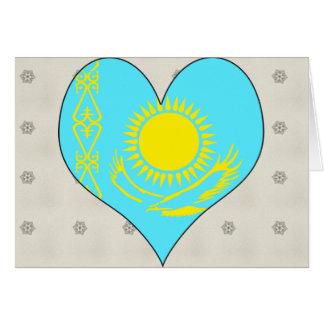I Love Kazakhstan Cards