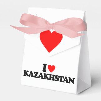 I LOVE KAZAKHSTAN PARTY FAVOR BOX