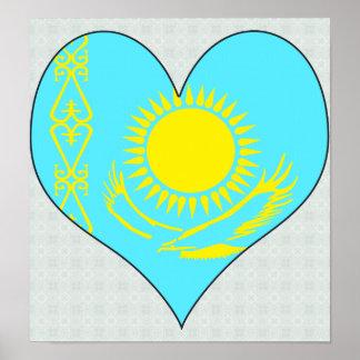 I Love Kazakhstan Posters