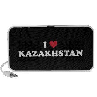 I love Kazakhstan Travelling Speakers