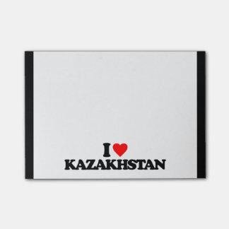I LOVE KAZAKHSTAN POST-IT® NOTES