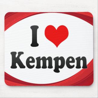 I Love Kempen Germany Ich Liebe Kempen Germany Mousepad