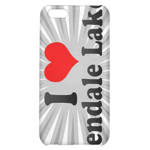 I Love Kendale Lakes, United States iPhone 5C Cover