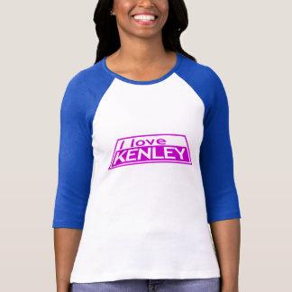 I LOVE KENLEY - Project Runway Tim Gunn Heidi Klum T-Shirt