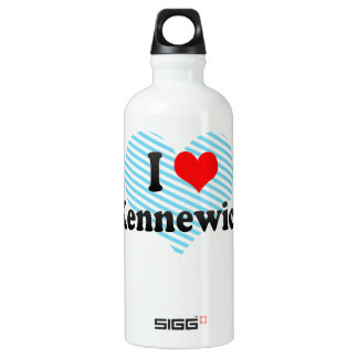 I Love Kennewick, United States SIGG Traveler 0.6L Water Bottle