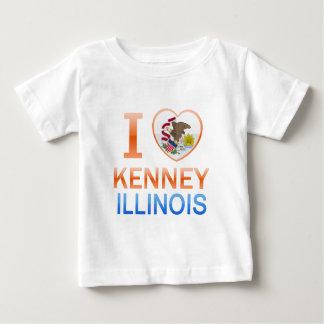 I Love Kenney, IL T Shirts