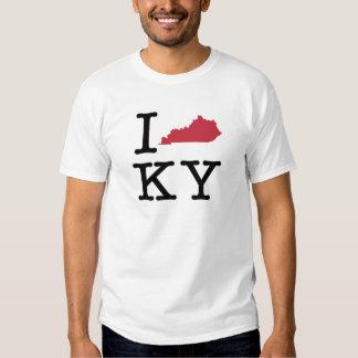 I Love Kentucky Shirts