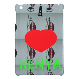 I Love Kenya iPad Mini Cases