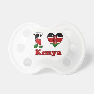I love Kenya Pacifiers