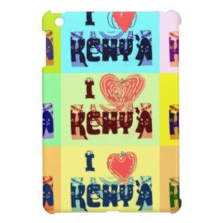 I love Kenya.png Cover For The iPad Mini