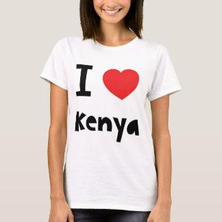 I love Kenya T-Shirt