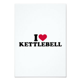 I love Kettlebell Card