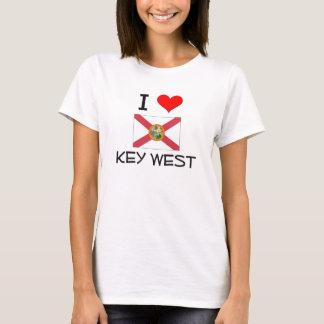 I Love KEY WEST Florida T-Shirt