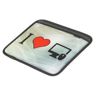 I Love Keywords iPad Sleeve